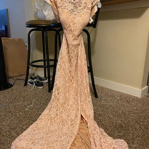 Unaltered Formal Dress-NWT